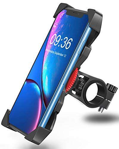 Bovon Support Téléphone Vélo 360 Rotatif Porte Téléphone