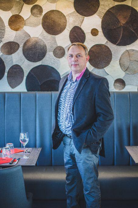Jean-Luc Poiret dirige le restaurant le Bonavis, situé à ...
