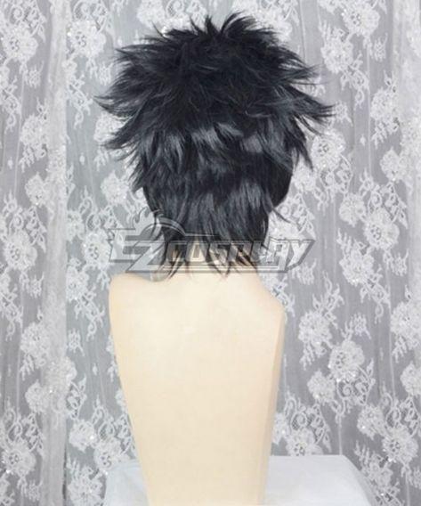 Steins Gate 0 Rintarou Okabe Hououin Kyoma Black Cosplay Wig  Rintarou 602ad8281700