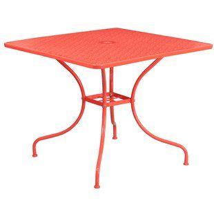 Wayfair Patio Table With Umbrella Hole