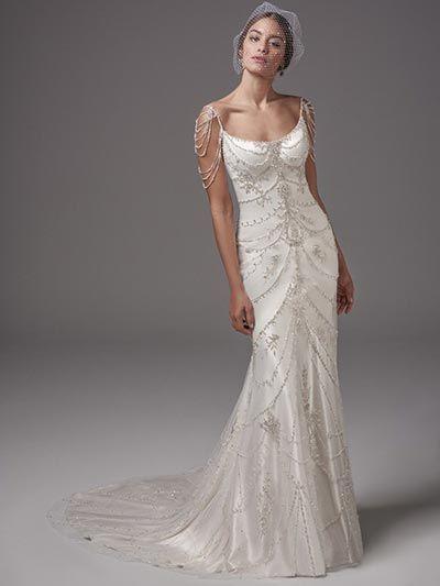 Gatsby Wedding Dress