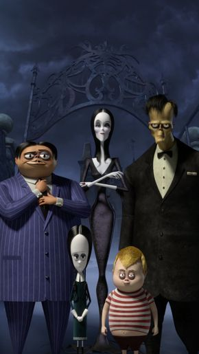 Get Ready To Click Your Fingers With Theaddamsfamily New Animated Movie In Cinemas October 25 Weird New Animation Movies Addams Family Movie In Cinemas Now