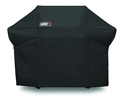 Weber 7108 Grill Cover With Storage Bag For Summit 400 Series Gas Grills Review Weber Grill Cover Gas Grill Covers Grill Cover