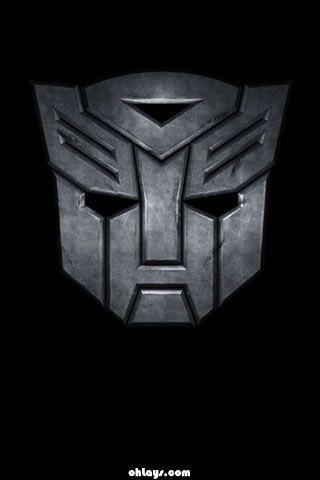 Transformers Autobots Iphone Wallpaper Transformers Poster Transformers Transformer Logo