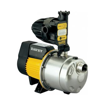Hs50 06t Davey Auto Water Pressure Pump Ideal For Clean Rainwater Household Irrigation Water Transfer Water Pressure Pump Pressure Pump Pressure Systems