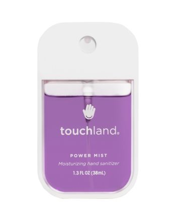 Touchland Power Mist Moisturizing Hand Sanitizer Lavender 1 3 Oz