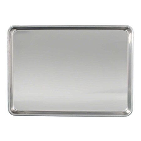 Amazon Com Excellante 18 X26 Full Size Sheet Pan 18 8 Stainless Steel 20 Gauge Kitchen Dining