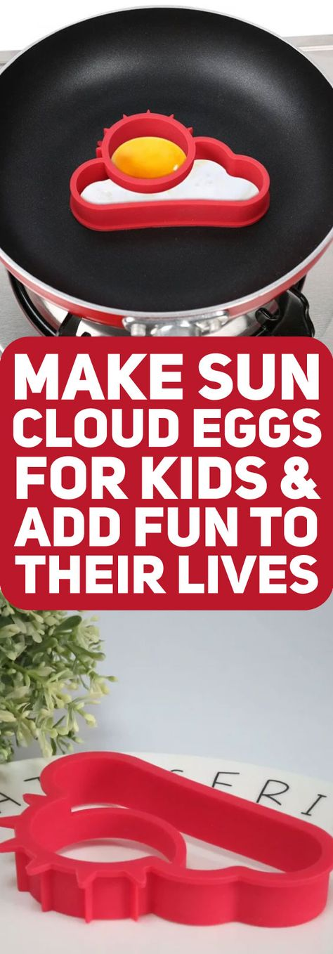 Would your kids wanna have such breakfast every day? Would you even follow the same repetitive routine yourself?