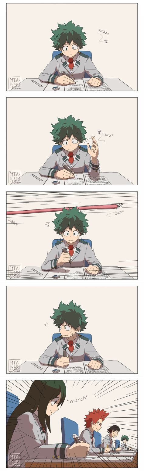 A Snack | My Hero Academia