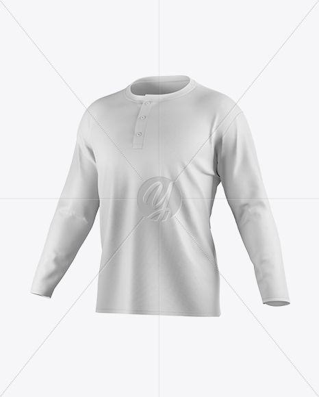 Download Men S Baseball T Shirt With Long Sleeves Mockup Half Side View In Apparel Mockups On Yellow Images Object Mockups Clothing Mockup Shirt Mockup Baseball Tshirts