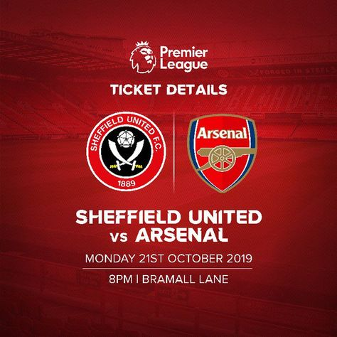 Where to find Sheffield United vs. Arsenal on US TV and streaming   If youre trying to find out how you can watch Sheffield United vs. Arsenal on US TV in the Premier League youve come to the right place.  For viewers in the US Sheffield United vs. Arsenal will be shown on TV and streaming (more details below).  Match: Sheffield United vs. Arsenal  Kickoff: Monday 3pm ET  Looking to watch Sheffield United vs. Arsenal online from your work home or on the go? If you live in the USA there are sever