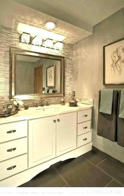 Beautiful Bathroom Lighting Fixtures Ideas For You Elegant