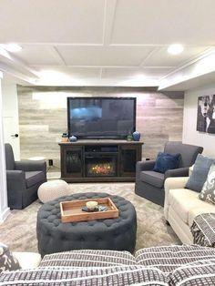 Basement Family Room February 05 2019 At 01 46am Cozy Basement