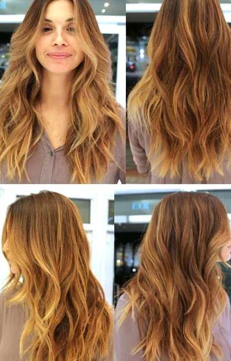 Long Wavy Hairstyles Lilostyle In 2020 Long Wavy Hair Hair Styles Wavy Hair