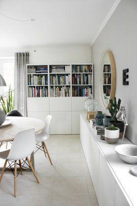 Die Schonsten Ideen Mit Dem Ikea Besta System Wohnzimmer