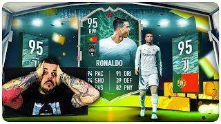 Con Questo Nuovo Pack Opening Cerco Di Migliorare Il Mio Ultimate Team Voglio Trovare Cristiano Ronaldo 95 Mutaforma Fifa20 In 2020 Cristiano Ronaldo Ronaldo Fifa
