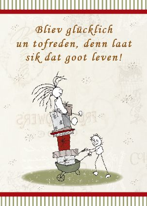 Christiane Schmidt Illustration Geburtstagskarten Plattdeutsche Karte Plattdeutsch Geburtstagskarte Coole Spruche Plattdeutsch Spruch Plattdeutsch