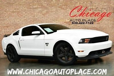 Ebay Mustang Gt 5 0 California Special 2012 Ford Mustang Gt 5 0 California Special 63699 Miles Performance White Coupe Classic Car Insurance Mustang Ford Gt
