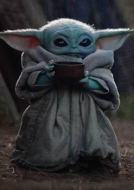 Baby Yoda Desktop Wallpapers Top Free Baby Yoda Desktop Best Baby Yoda Memes From Star Wars The Mandalorian Baby Yoda Sipping Soup Meme 40 Baby Yoda Hilarious