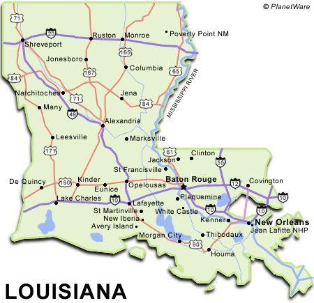 Image Detail For Satellite Image Map Of Shreveport Louisiana - Road map of louisiana