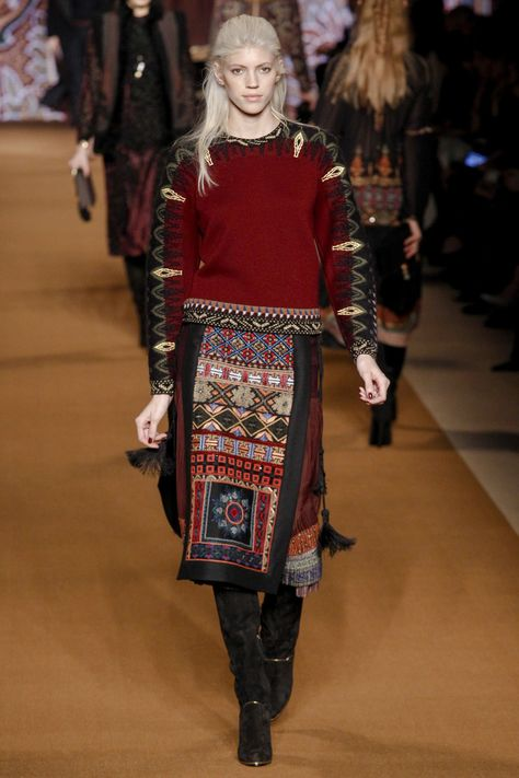 Etro Fall 2014 RTW - Review - Fashion Week - Runway, Fashion Shows and Collections - Vogue