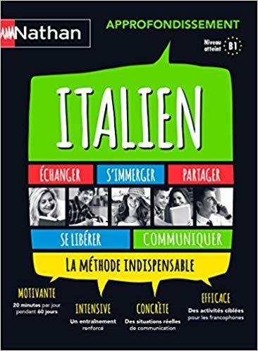 Amazon Fr Italien Coffret Approfondissement Anna Ghirardello Livres Memorisation Anglais Espagnol