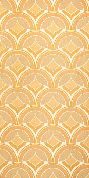 70er Tapete 1036l 8 90 Retro Druck Vintage Wallpaper Mustertapete