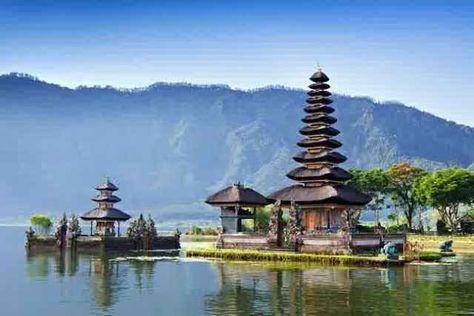 Objek Wisata Di Bali Danau Beratan Bedugul Info Tempat