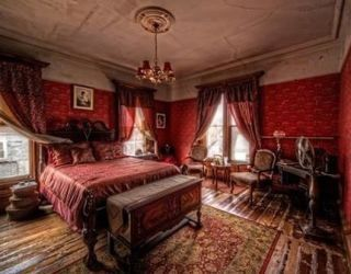 Would You Buy This Famously Haunted Victorian Mansion With