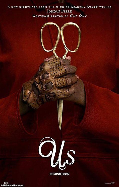 Jordan Peele's thriller Us earns $7.4 million from Thursday previews