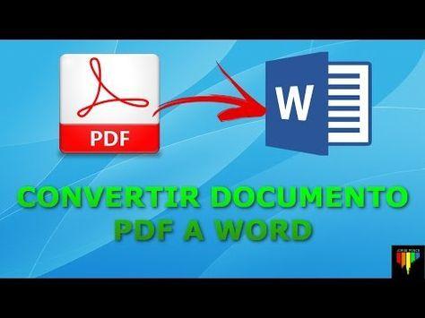 Como Convertir Una Imagen Escaneada A Texto Word Sin Programas Fácil Youtube Aprender Informatica Informatica Y Computacion Clases De Computacion