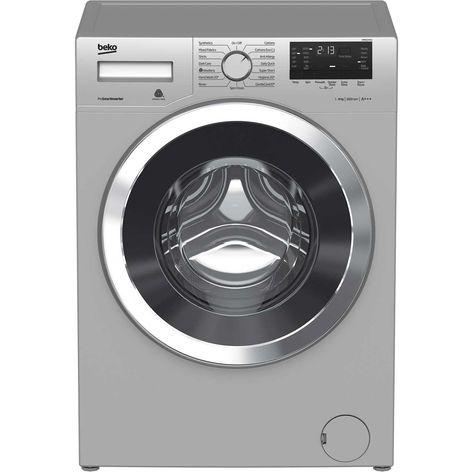 WR862441S_SI | Beko Washing Machine|8kg drum | ao.com