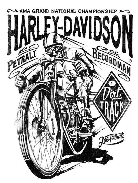 100 Best Harley Davidson Racers Images