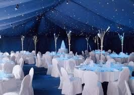 Starry Night Wedding Theme. Pinned by Weddings with Willow, a wedding planner and coordinator.