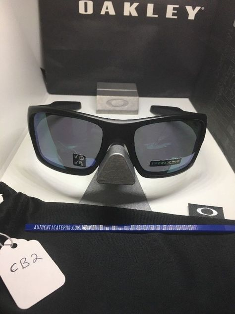 352f4efdb4 Oakley Sunglasses Turbine Matte Black W/ Jade Prizm Polarized Lenses  OO9263-4563 #fashion #clothing #shoes #accessories #mensaccessories ...