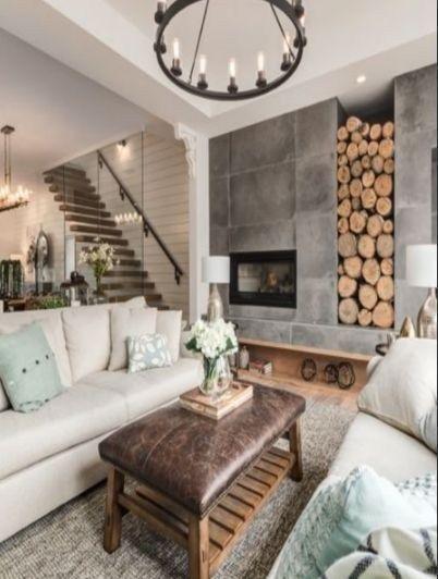 Gorgeous 76 Rustic Living Room Design Ideas To Copy Right Now Https De Corr Com 201 Farm House Living Room Living Room Decor Rustic Rustic Living Room Design