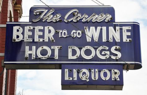 Liquor and Hot Dogs.  The perfect end to the day I've had today...  ~~  Houston Foodlovers Book Club