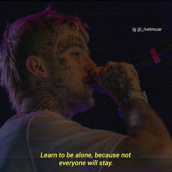 Best [Lil Peep Quotes] About Love, Life & Music 2021