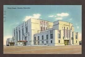 Union Station Omaha Nebraska Art Deco Architecture Nebraska Omaha Nebraska