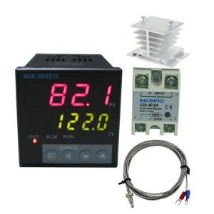 Inkbird Pid Temperature Controller Multiple Variations Available Save 15 With Instant Coupon Homebrew Temperature Control Thermostat Relay