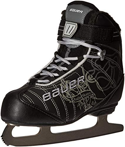 ccf279f9a655c Bauer Girls React Recreational Ice Skates Review   Ice Skates   Ice ...