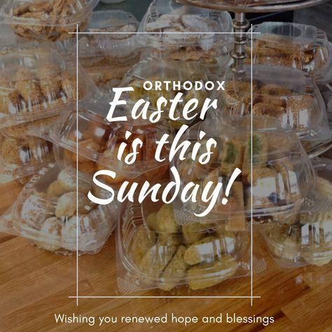 #OrthodoxEaster #family #tradition #Curbside #pickup #cookies #baklava #Mamoul #mamool #cake #kenafa #sharelove #gifting #bekind #suziespastry #suziespastryshoppe #houston #texas #eatlocal #momandpopshops #Easter