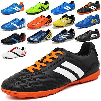 Details About New Junior Kids Boys Men S Ag Sole Football Trainers Soccer Shoes Sports Boots Soccer Shoes Futsal Shoes Soccer Boots