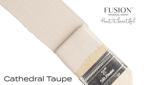 Cathedral Taupe Fusion Mineral Paint - 500ml tub