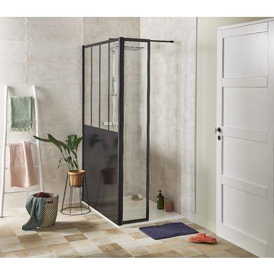 Parois LINE PRESTIGE style atelier | DECO | Salle de bain, Salle de ...