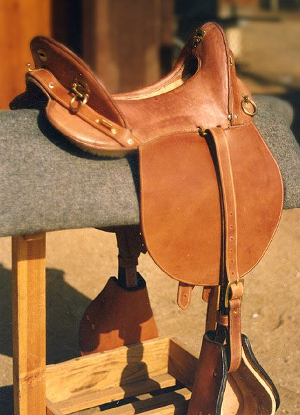 1928 McClellan Saddle
