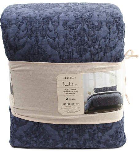 Comforter Sets Nicole Miller Bedding, Nicole Miller Artelier Bedding Blue