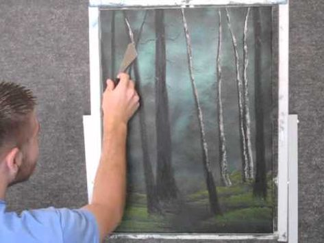 Paint with Kevin - Forest Path