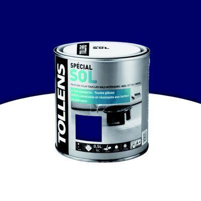 Peinture Sol Interieur Tollens Genevrier 0 5l En 2020 Peinture Sol Peinture Et Castorama