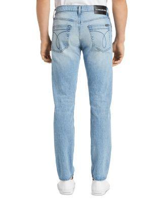 Calvin Klein Jeans Slim Fit Jeans in Key Largo Key Largo
